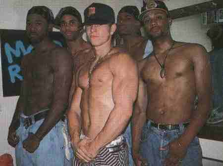 Good Vibrations (Marky Mark and the Funky Bunch song) Mark Wahlberg Racist