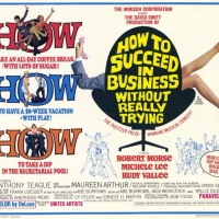 the PEEP SHOW: How to succeed in business without really trying.