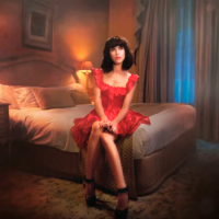 theTRASH BASH: KIMBRA - THE BUILD UP (portrait by Vincent Fantauzzo)