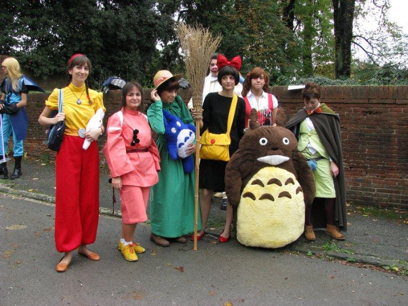 Miyazaki fans