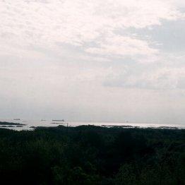 landscape on top of Brännaö island