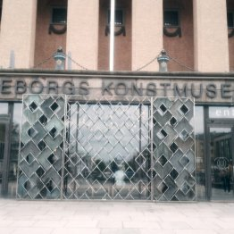 If you go to Göteborg, you go to the Art Museum | Göteborgs konstmuseum