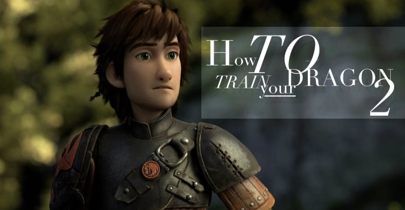 Hiccup done grown up