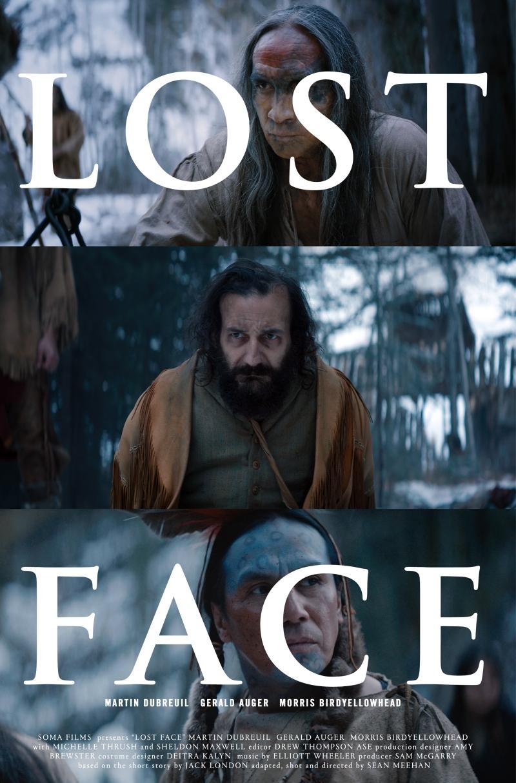 LostFacePosterBlank